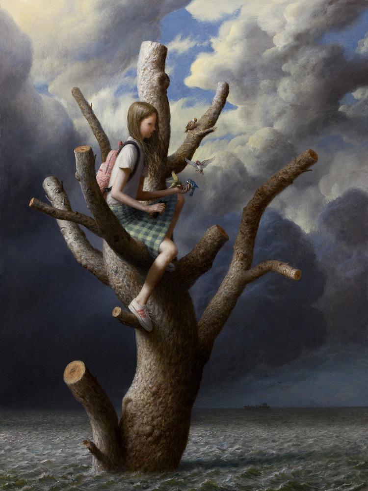 wiesenfeld the tree