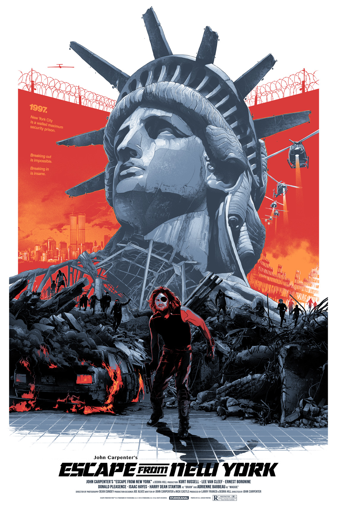 Escape from New York Regular Edition