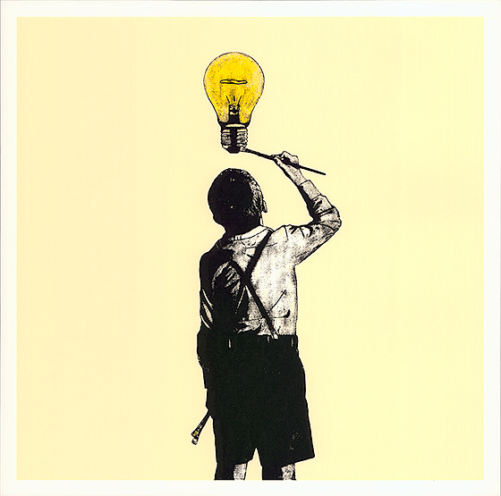 dolk idea painter yellow
