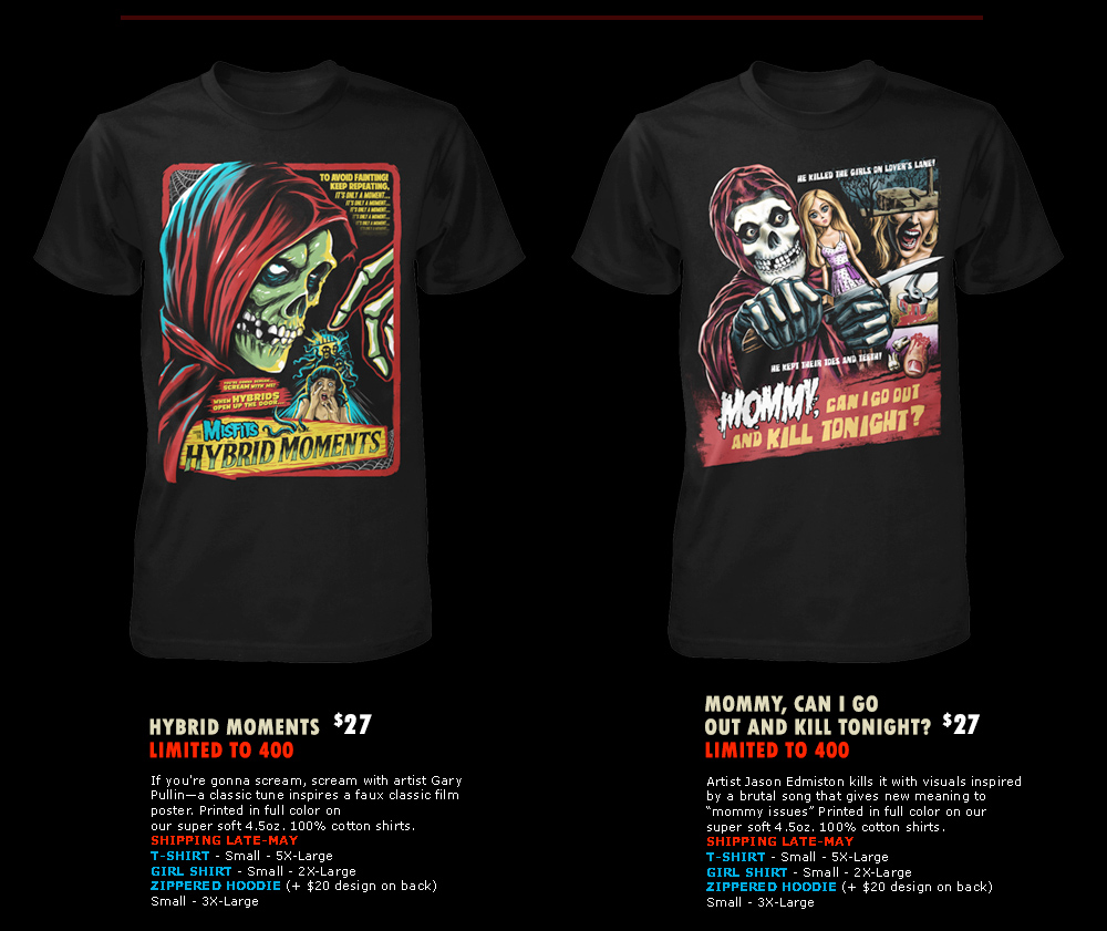 fright rags misfits
