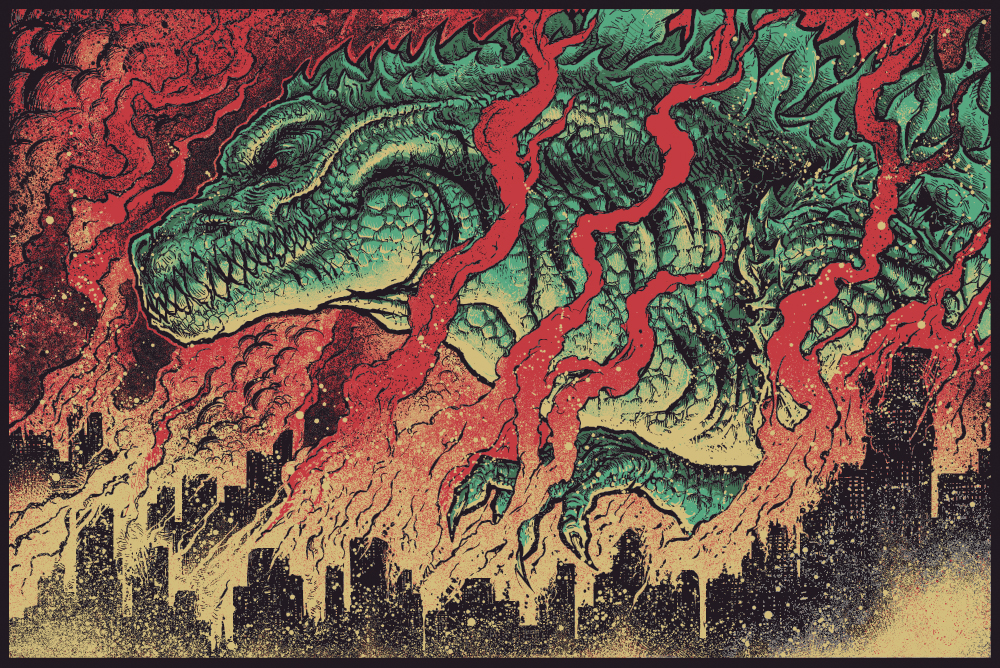 godmachine king of monsters 1
