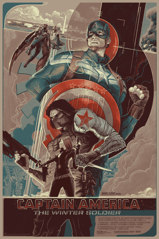 kelly Captain America The Winter Soldier variant