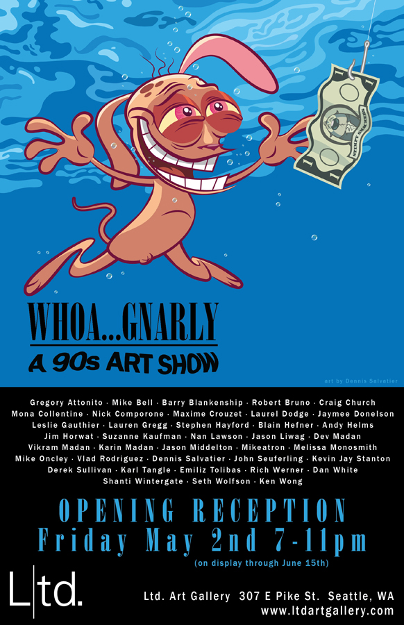 ltd Whoa Gnarly Poster Final small