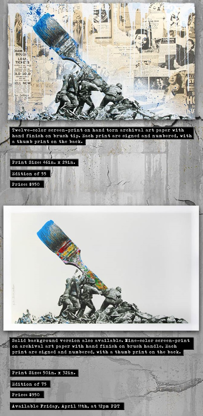 mr brainwash untitled