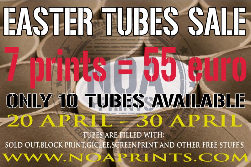 noa easter tubes