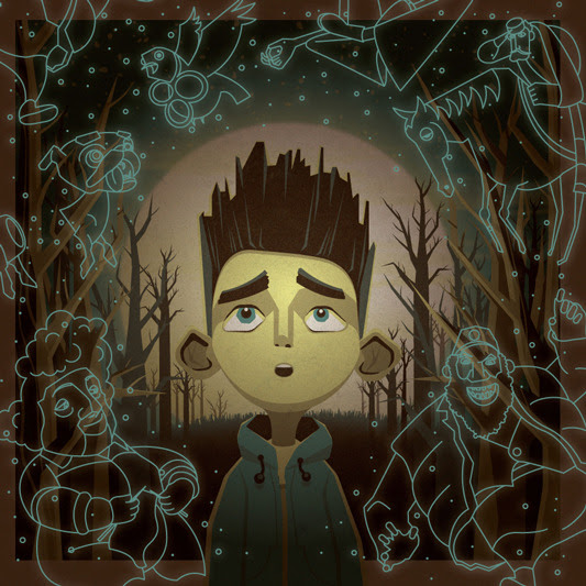 Paranorman And Coraline From Mondo 411posters