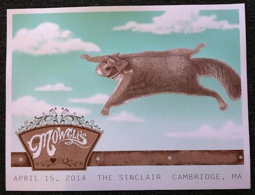 walters The Mowgli's - Cambridge, MA 2014
