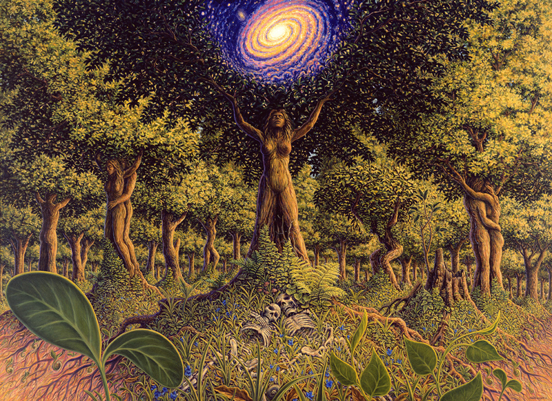 Mark Henson art discs 2