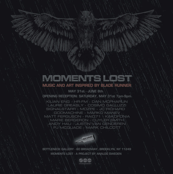 bottleneck gallery moments lost