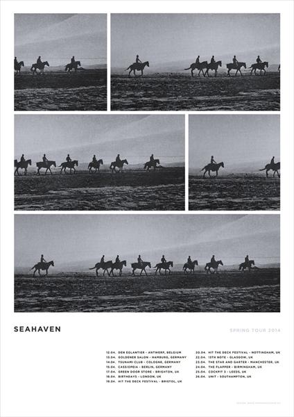 marchner Seahaven - European Tour 2014