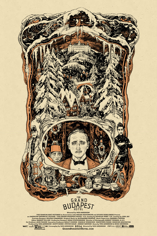 Zouravliov the grand budapest hotel