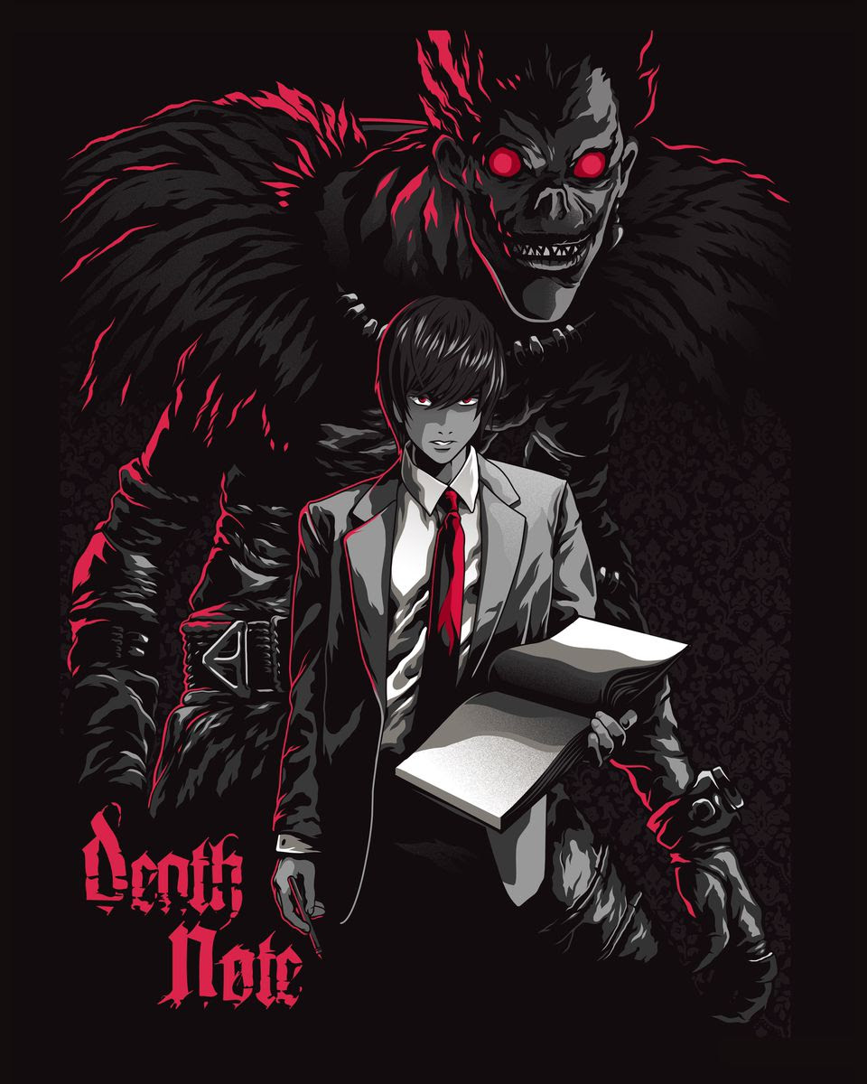 bottleneck gallery Miscellaneous Mayhem Iaccarino death note