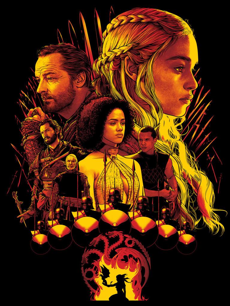 budich House Targaryen