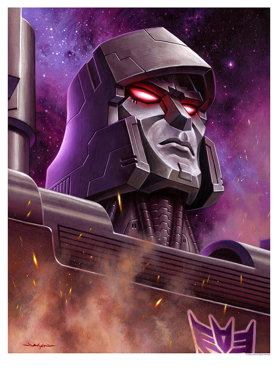 edmiston Megatron