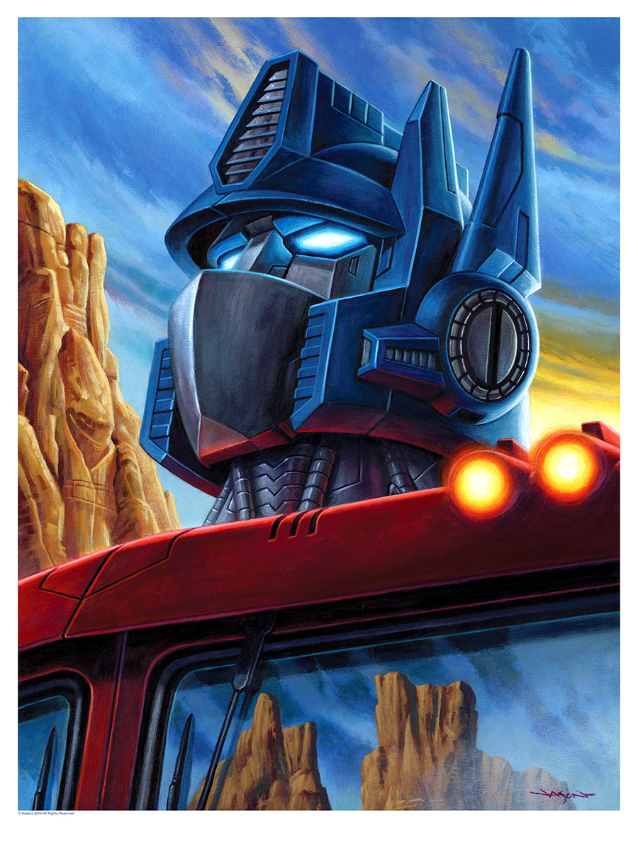 edmiston Optimus Prime
