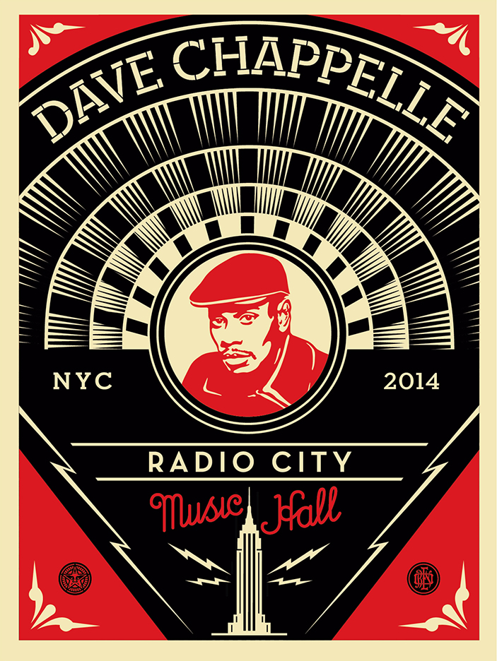 fairey-Dave-Chappelle-NYC-2014
