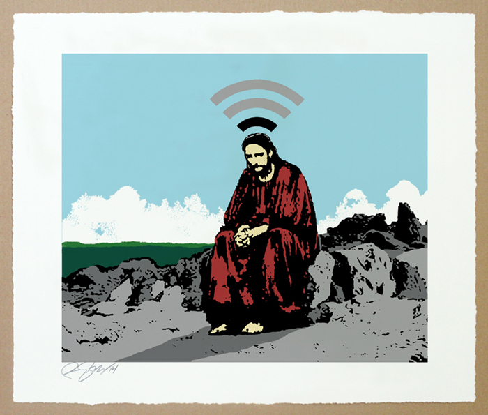 gagnon wifi jesus