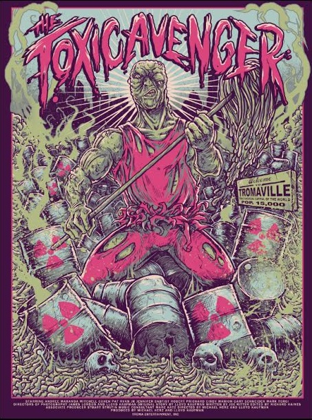 godmachine The Toxic Avenger
