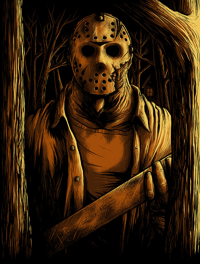 johnson Welcome To Camp Crystal Lake variant