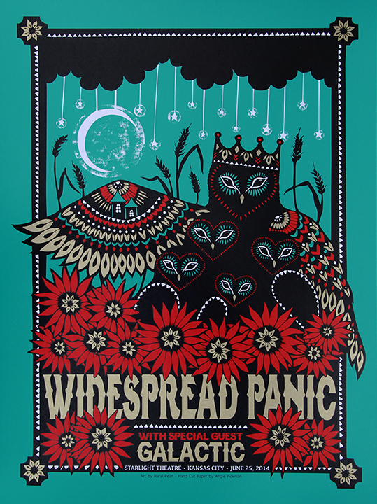 pearl Widespread Panic - Kansas City, MO 2014