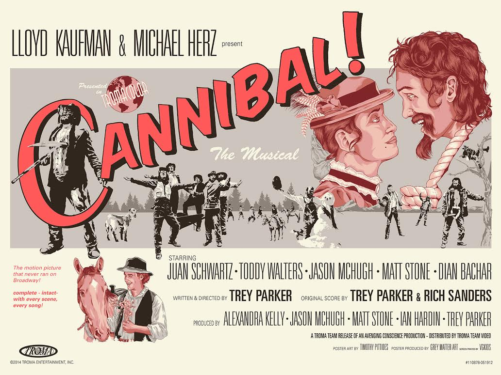 pittides Cannibal! the Musical