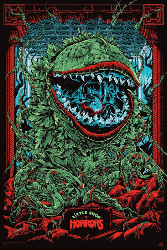 taylor little shop of horrors variant