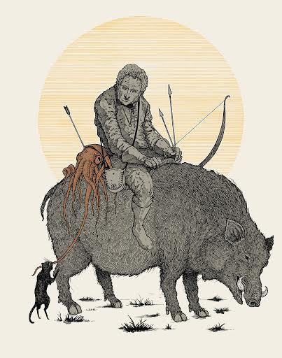 Buoncristiano Hog Rider