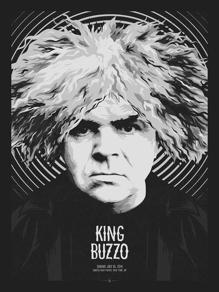 anonymous ink king buzzo new york ny 2014 variant