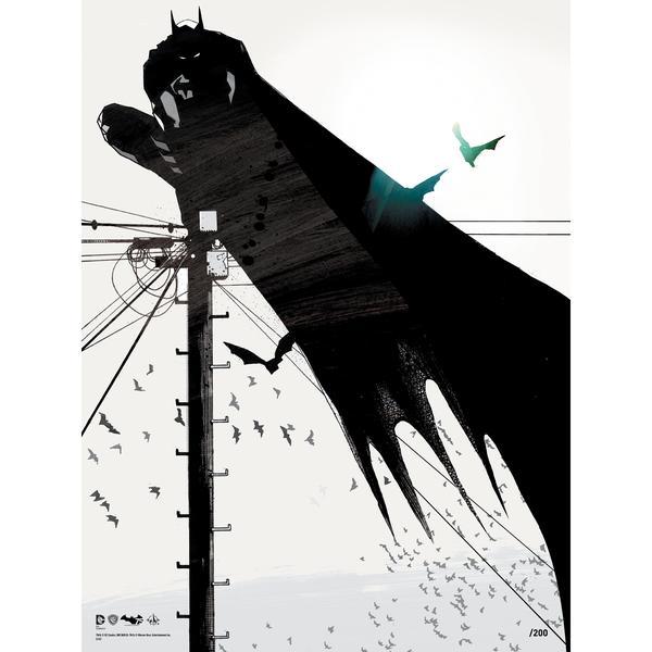 jock batman