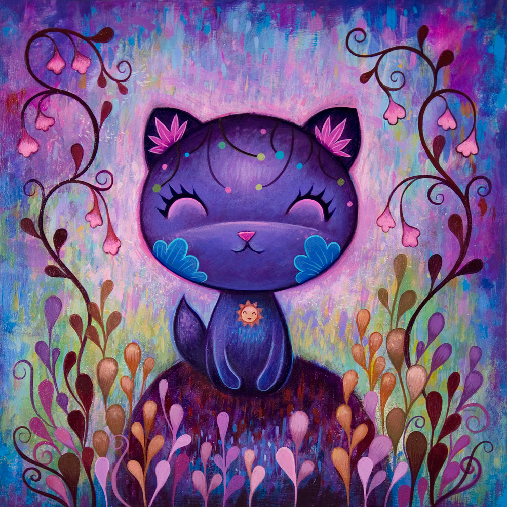 ketner flower kitty