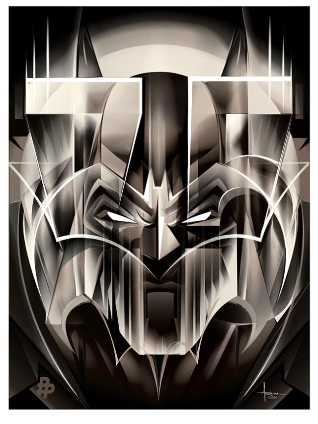 poster posse batman 1