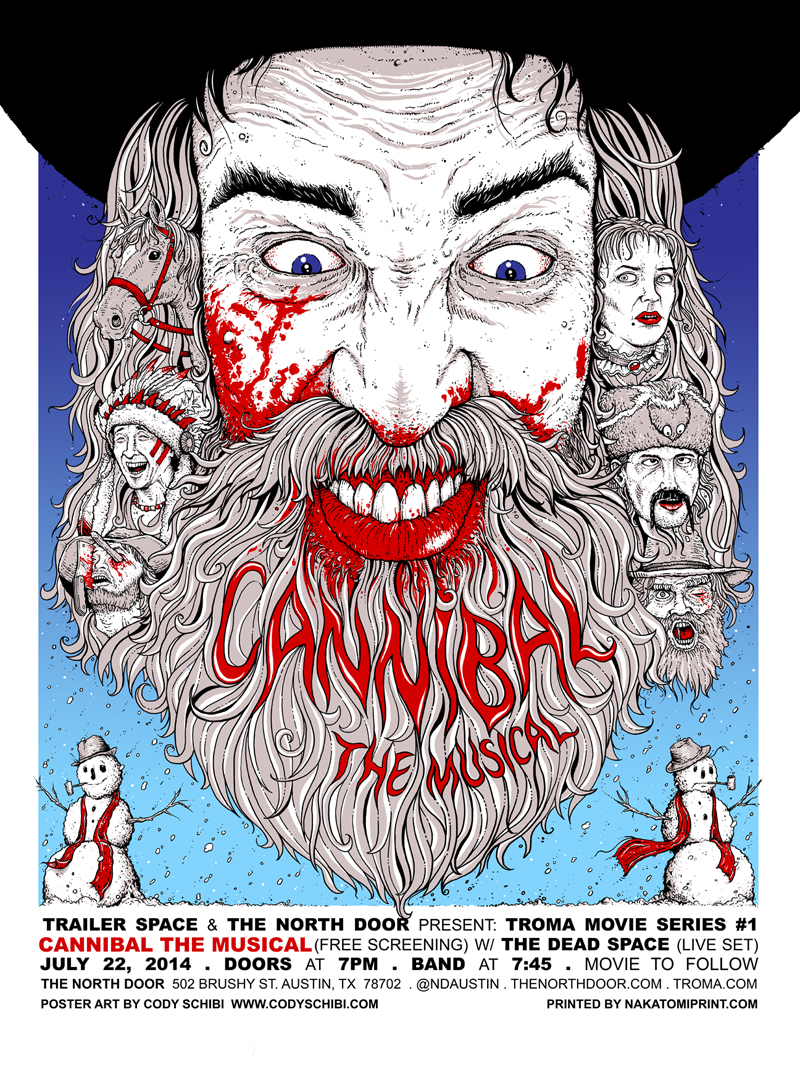schibi Cannibal The Musical
