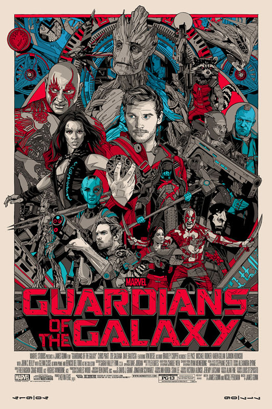 stout guardians of the galaxy