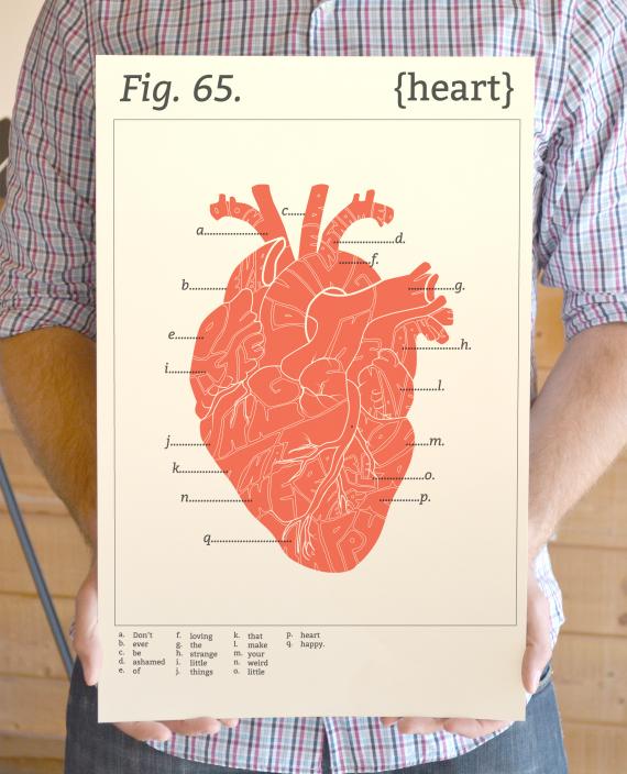 tekst heart