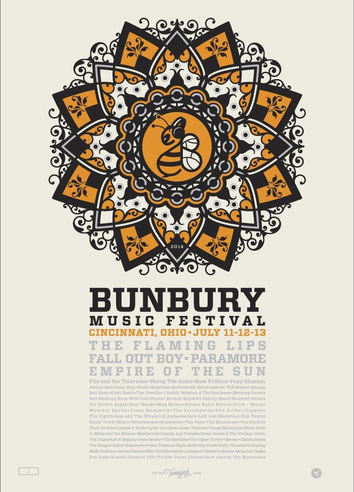 tommyink Bunbury 2014_0