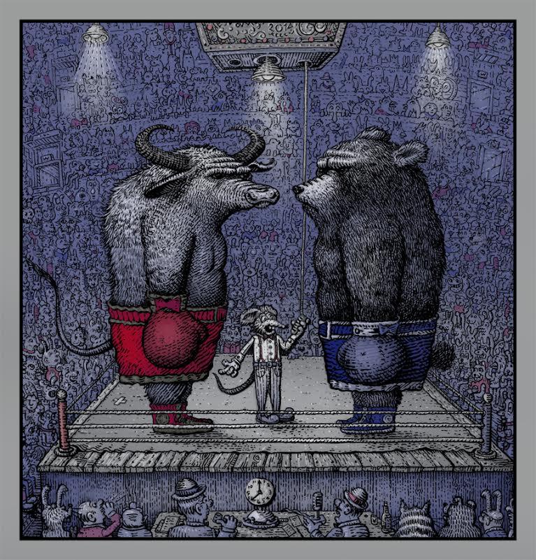 welker bear vs bull