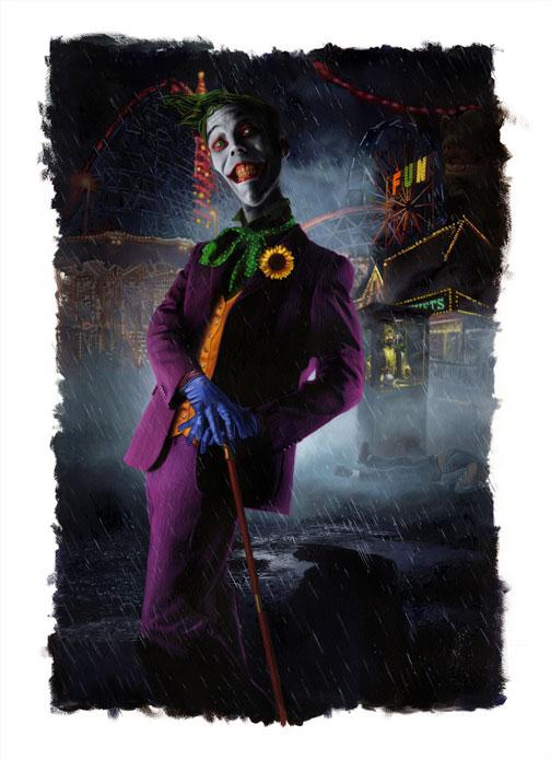 Stoupakis the joker ii