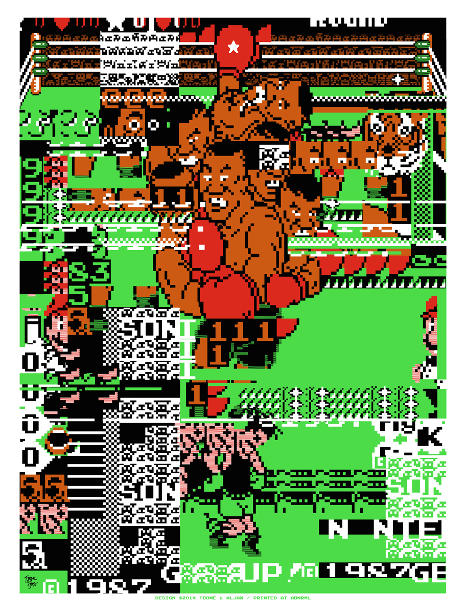 Mike Tyson's GLITCH OUT!