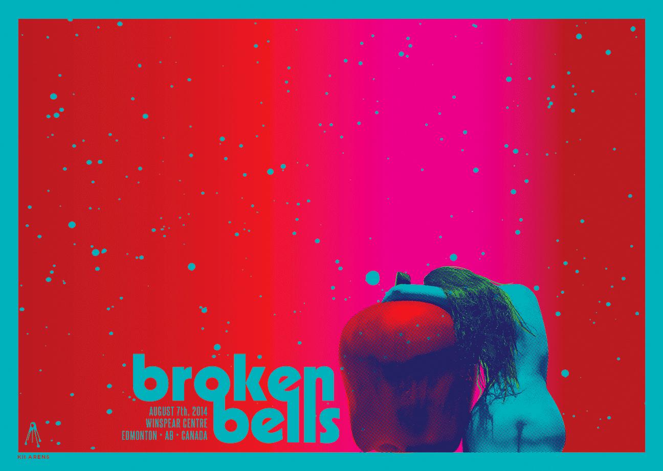 arens Broken Bells - Edmonton, AB 2014