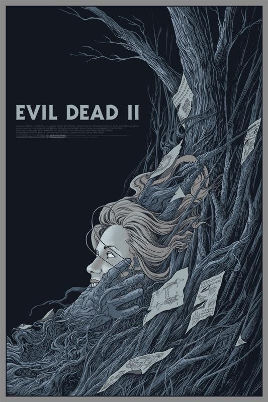 ortiz evil dead ii variant