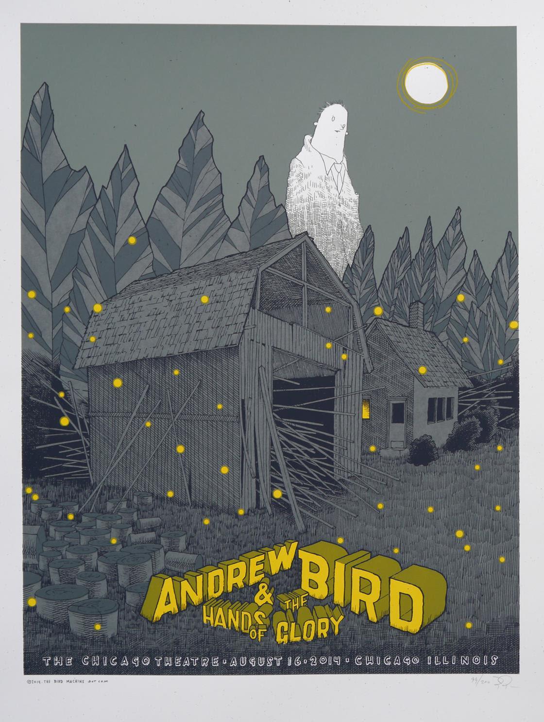 ryan Andrew Bird - Chicago, IL 2014