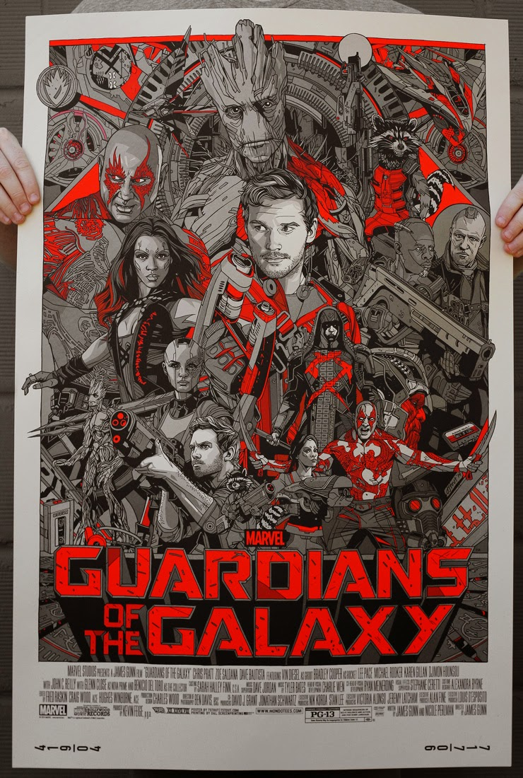 stout Guardians of the Galaxy variant