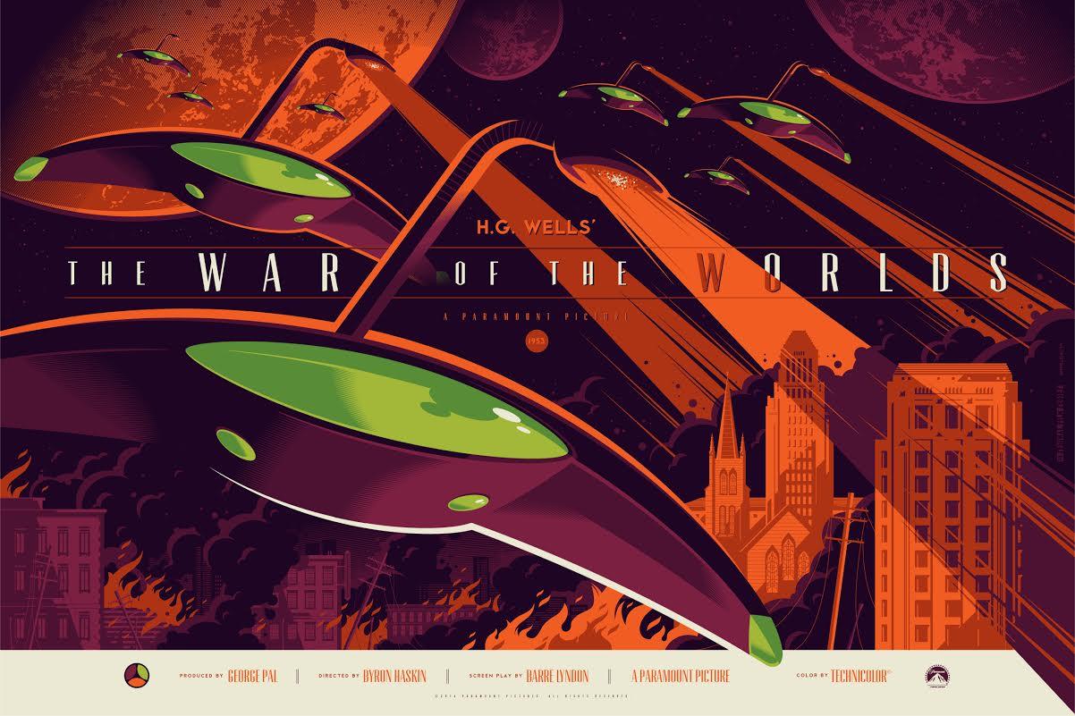 whalen The War of the Worlds