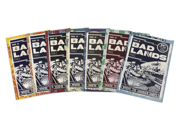 faile this is bad lands 3
