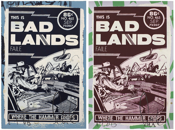 faile this is bad lands