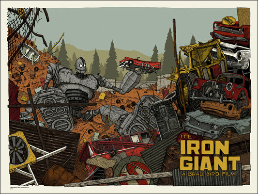 landland the iron giant