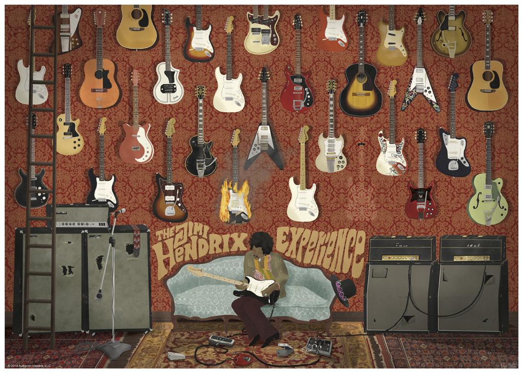 dalton The Jimi Hendrix Experience