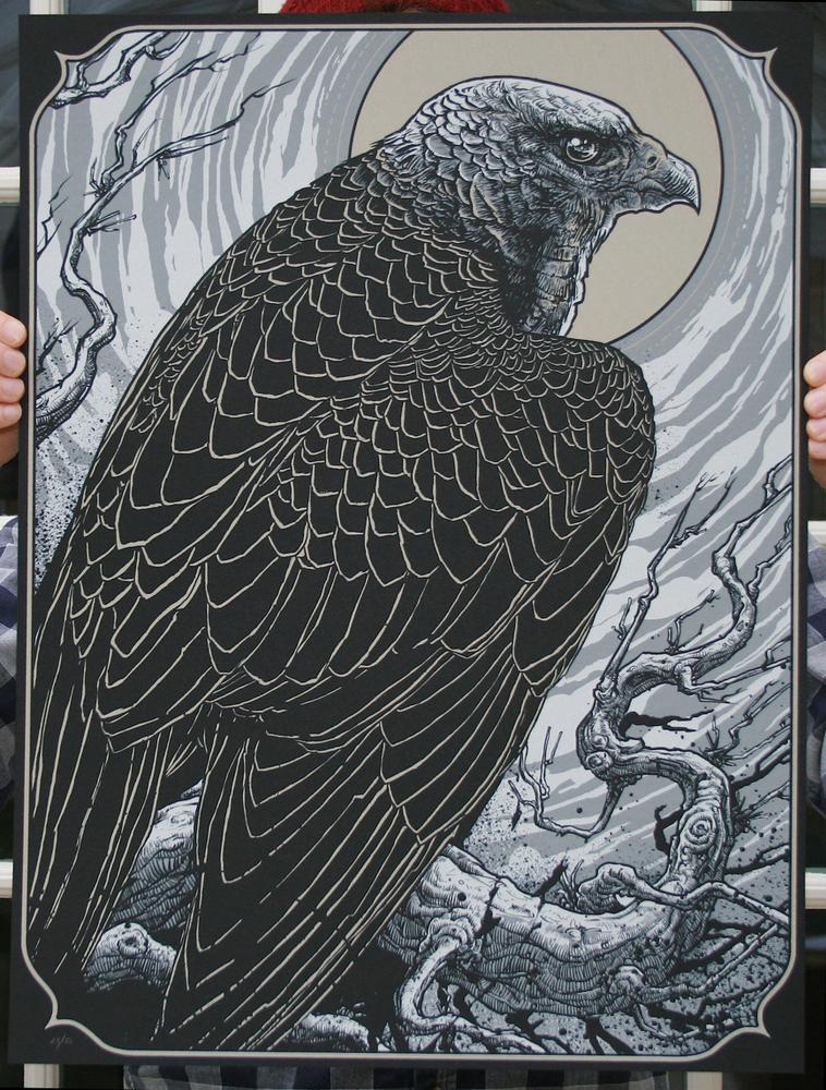 godmachine Peregrine Falcon
