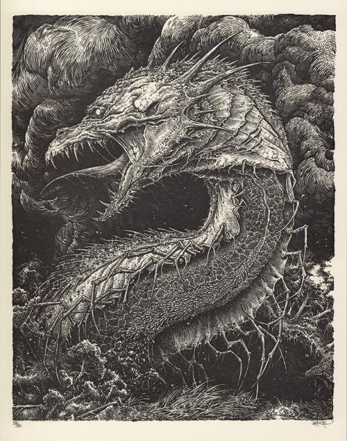 holt Leviathan