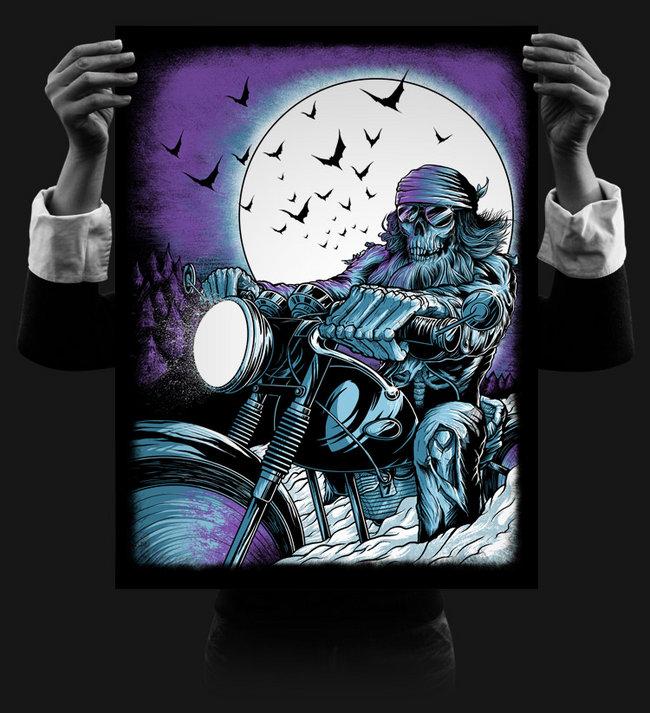 johnson midnight rider